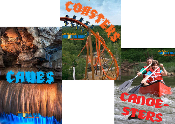 Caves, Coasters, Canoesters!